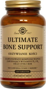 Ultimate Bone Support 120 tabletek Solgar