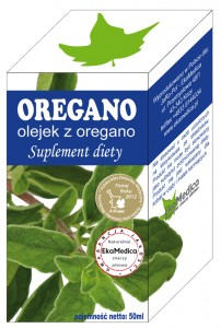 Olej oregano 50 ml