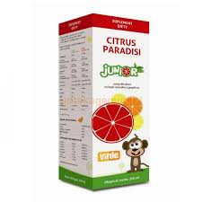 Citrus paradisi junior 200 ml