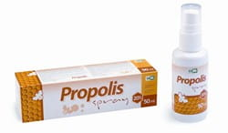 Propolis spray 20% 50ml Virde