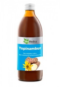 Topinambur sok 500ml EkaMedica
