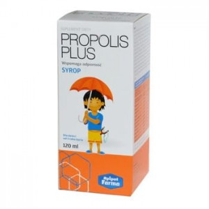 Propolis Plus 120 ml ApipolFarma