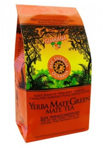 Yerba Mate Green MAS ENERGIA GUARANA 1 kg
