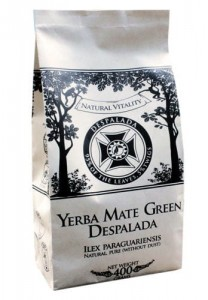 Yerba Mate Green DESPALADA 200 g