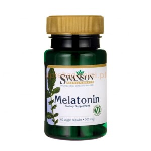 Melatonina 500 mcg