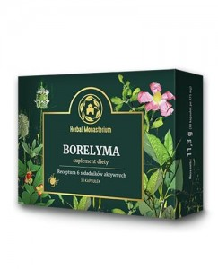 Borelyma 30 kaps Herbal Pharmaceuticals sp. z o.o.