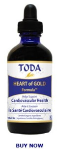 Toda HEARTofGOLD Formula 120ml