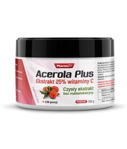 Acerola Plus 100g PharmoVit