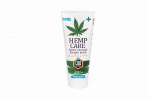 KREM Z KONOPI - HEMP CARE EXCLUSIVE + CBD, 200 ml Virde