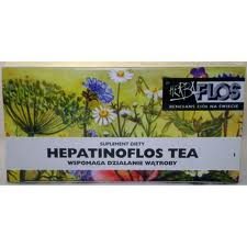 Hepatinoflos tea fix herbata ziołowa 20 saszetek