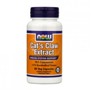 Cat's Claw Extract x 60 kaps Now