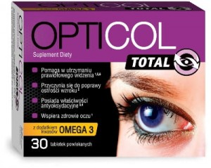 Opticol total x 30 tabl