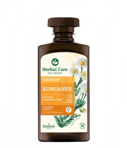 Szampon Rumiankowy Herbal Care 330 ml