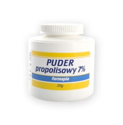 Puder propolisowy 7% 30 g