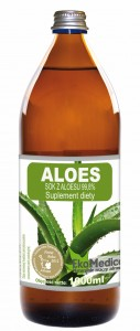 Aloes 99,8 % soku z aloesu 1000 ml