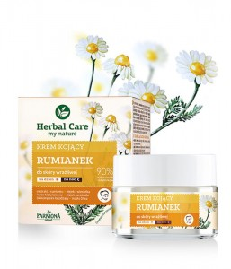 Herbal Care Krem kojący RUMIANEK 50 ml